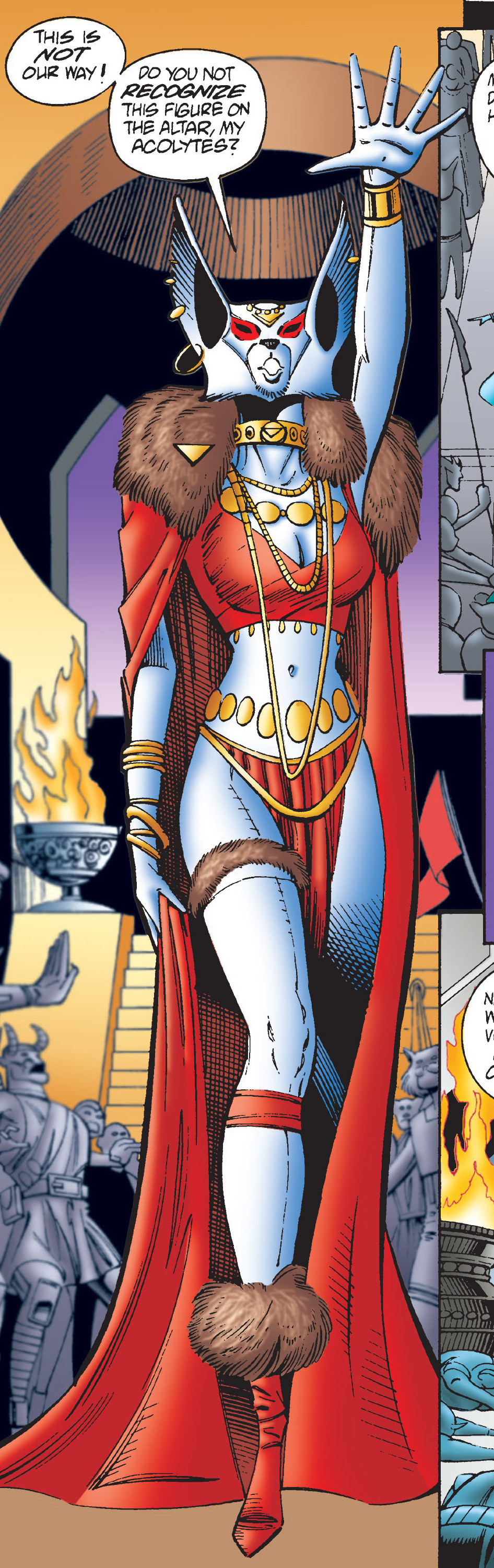 Anubia (Earth-616)