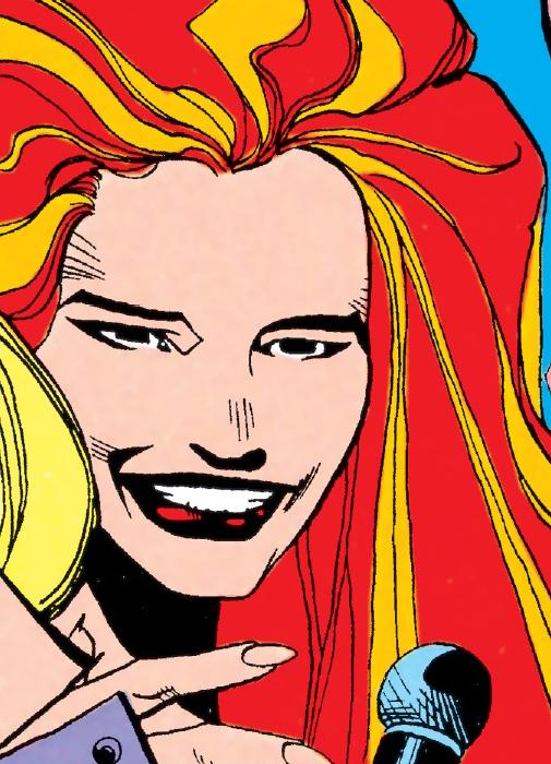 Ariel O'Hare (Earth-616)