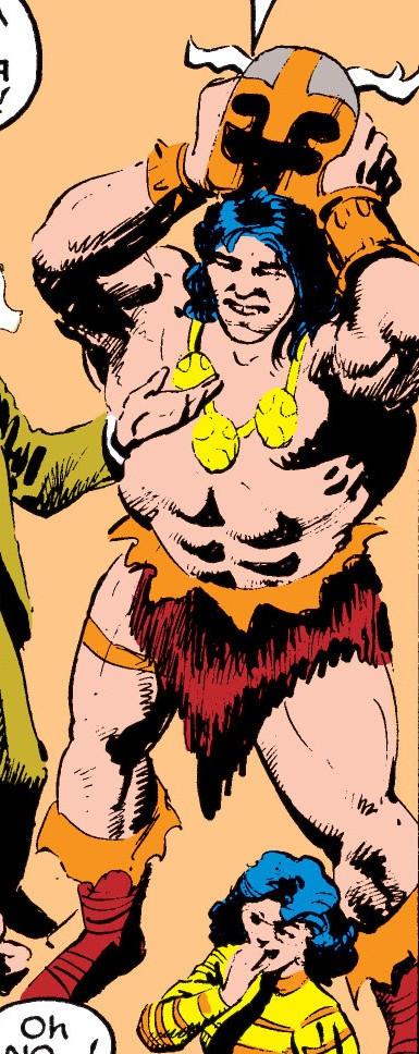 Arnold Schwarzburger (Earth-616)