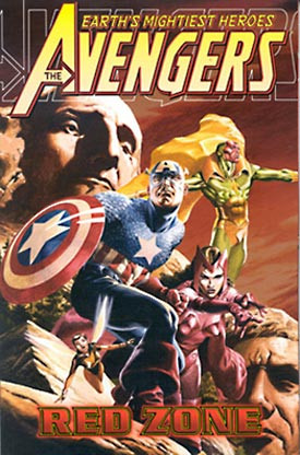 Avengers TPB Vol 3 2: Red Zone