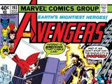 Avengers Vol 1 193