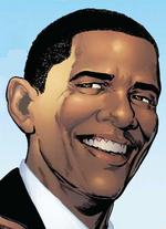 Barack Obama II (Earth-616)