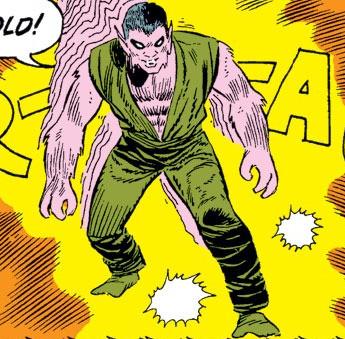 Beast Man (Earth-616)