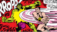 Bruce Banner (Earth-616) and Namor McKenzie (Earth-616) from Tales to Astonish Vol 1 100 0001