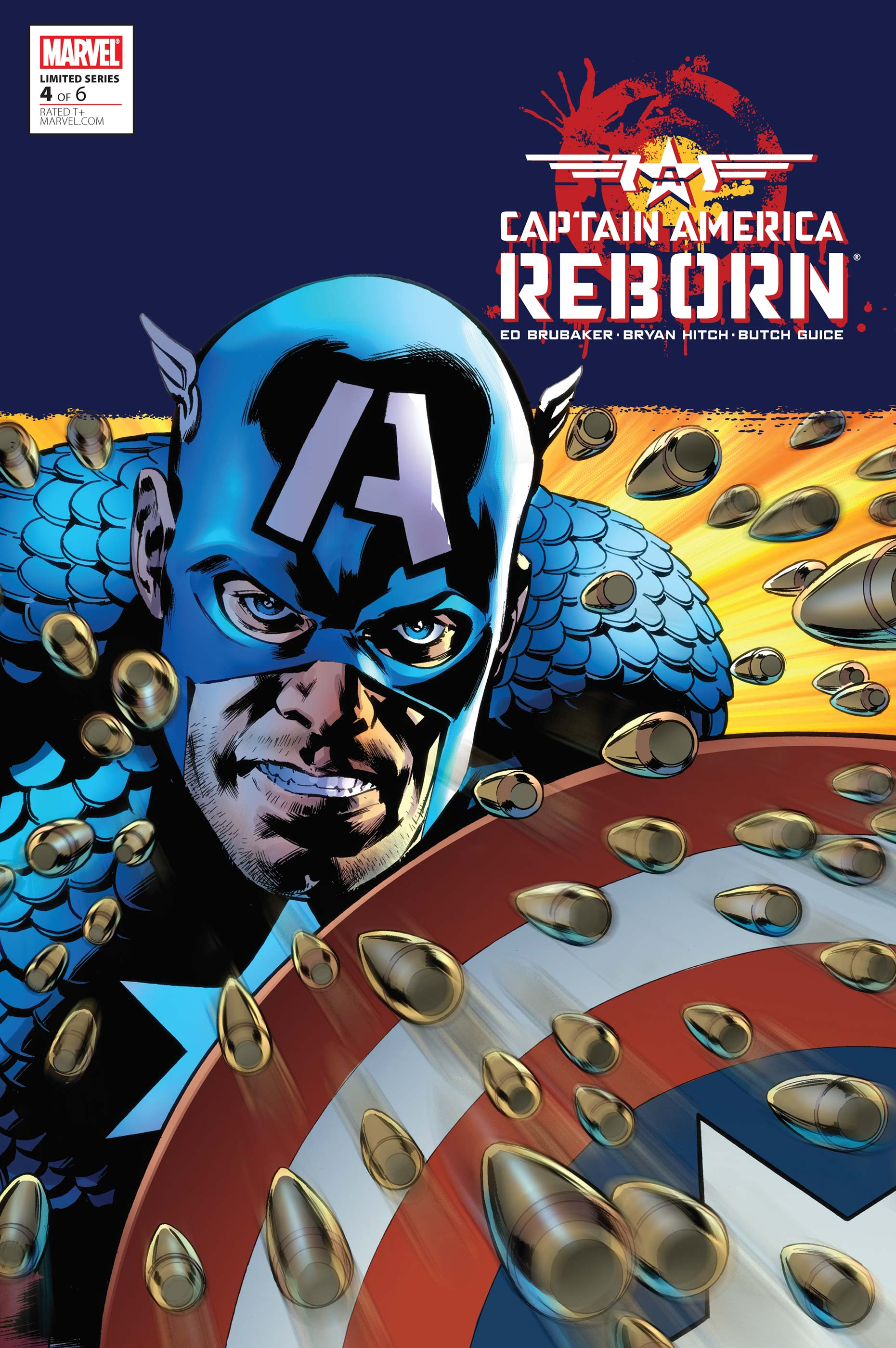 Captain America: Reborn Vol 1 4