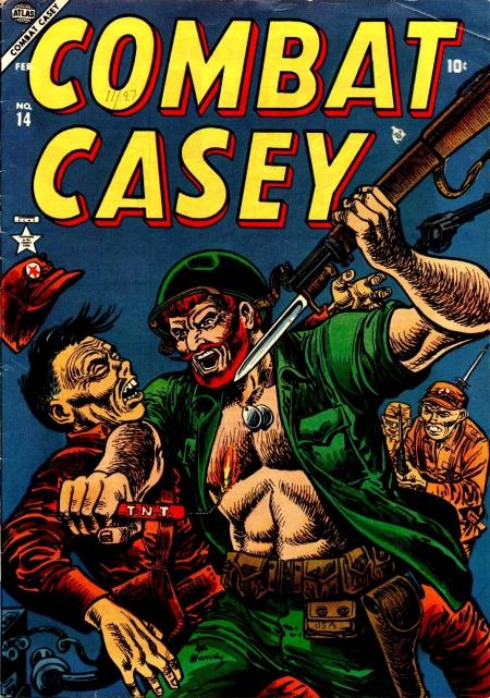 Combat Casey Vol 1 14