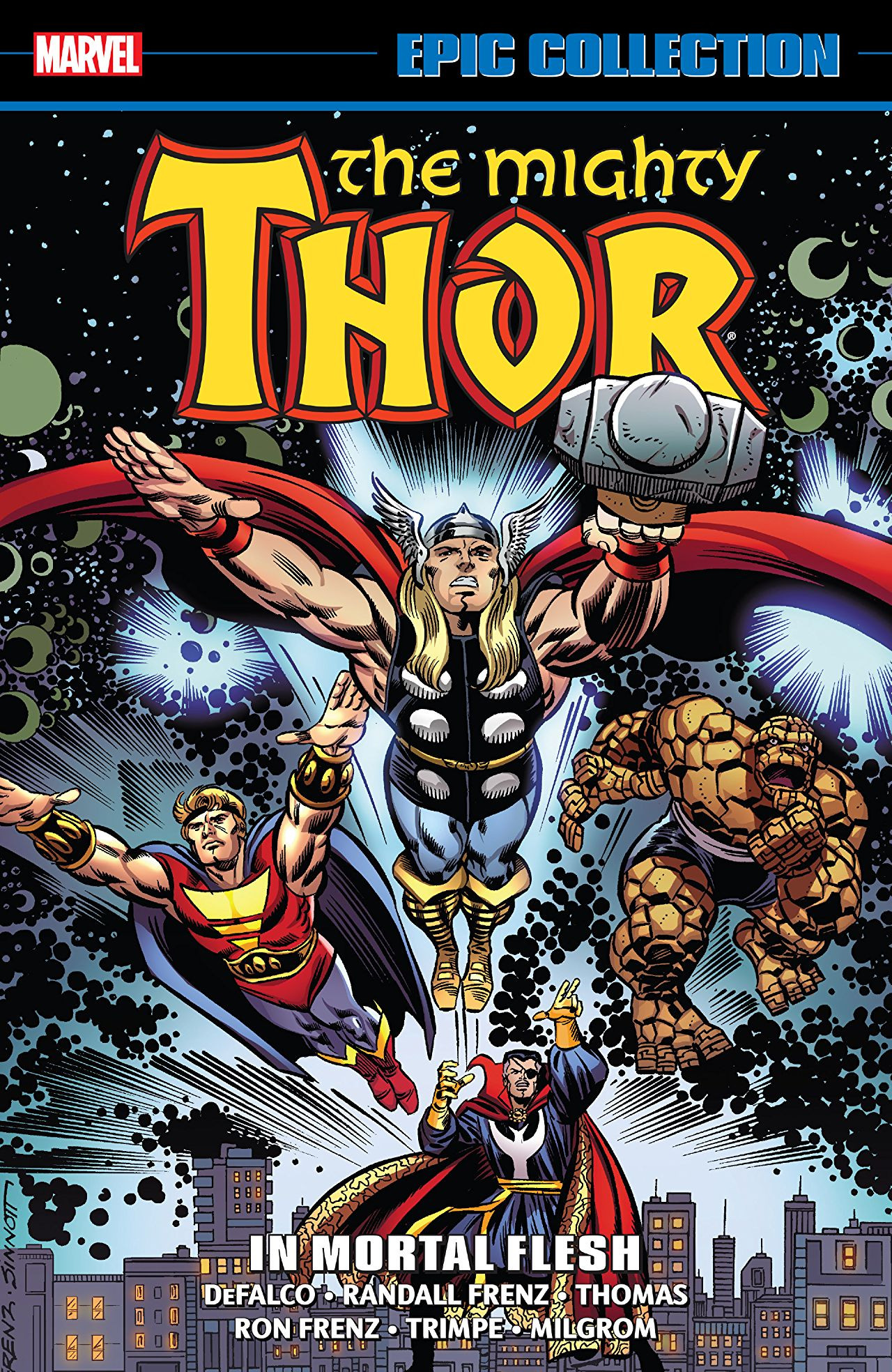 Epic Collection: Thor Vol 1 17