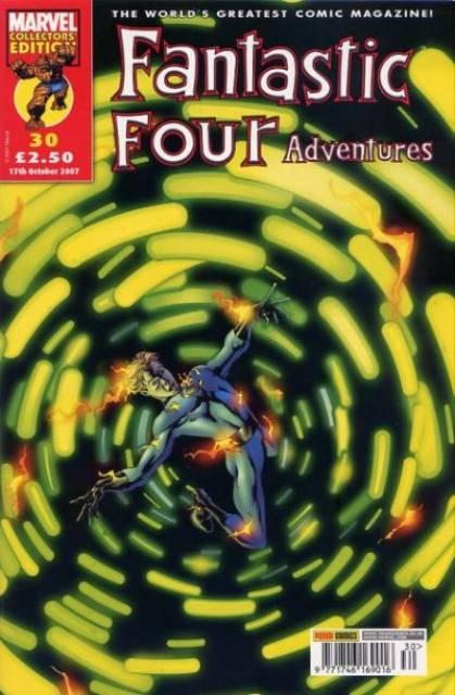 Fantastic Four Adventures Vol 1 30