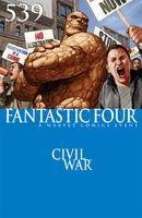 Fantastic Four Vol 1 539