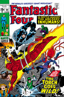 Fantastic Four Vol 1 99