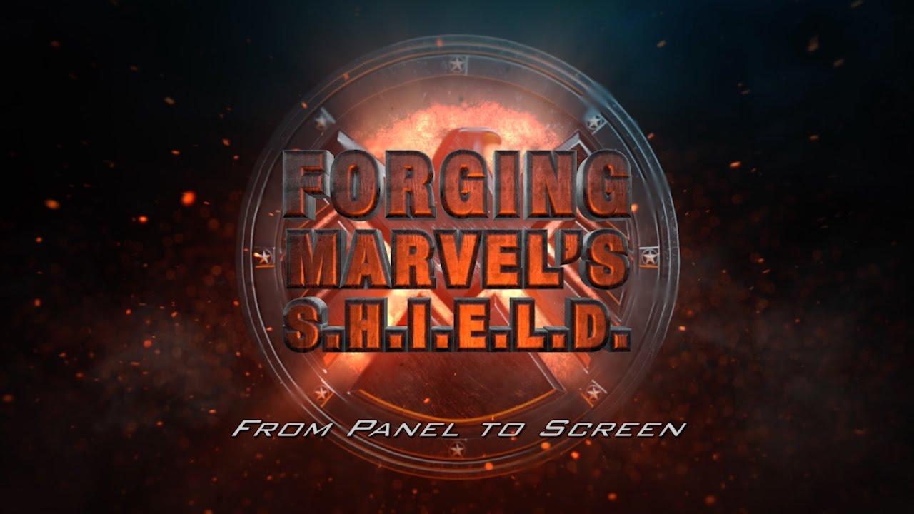 Forging Marvel's S.H.I.E.L.D. Season 1 4