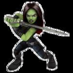 Gamora (Earth-91119)
