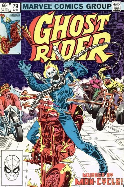 Ghost Rider Vol 2 79