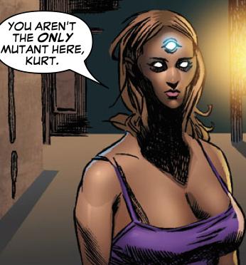 Grace (Mutant) (Earth-616)