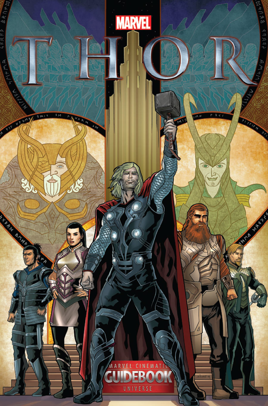 Guidebook to the Marvel Cinematic Universe - Marvel's Thor Vol 1