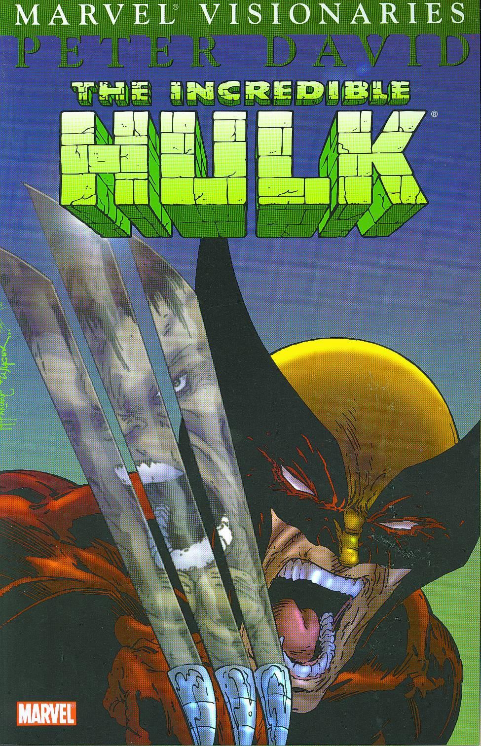 Hulk Visionaries: Peter David Vol 1 2