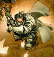 James Bradley (Earth-616) from Cable and X-Force Vol 1 3
