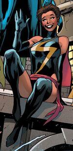 Marvel Woman