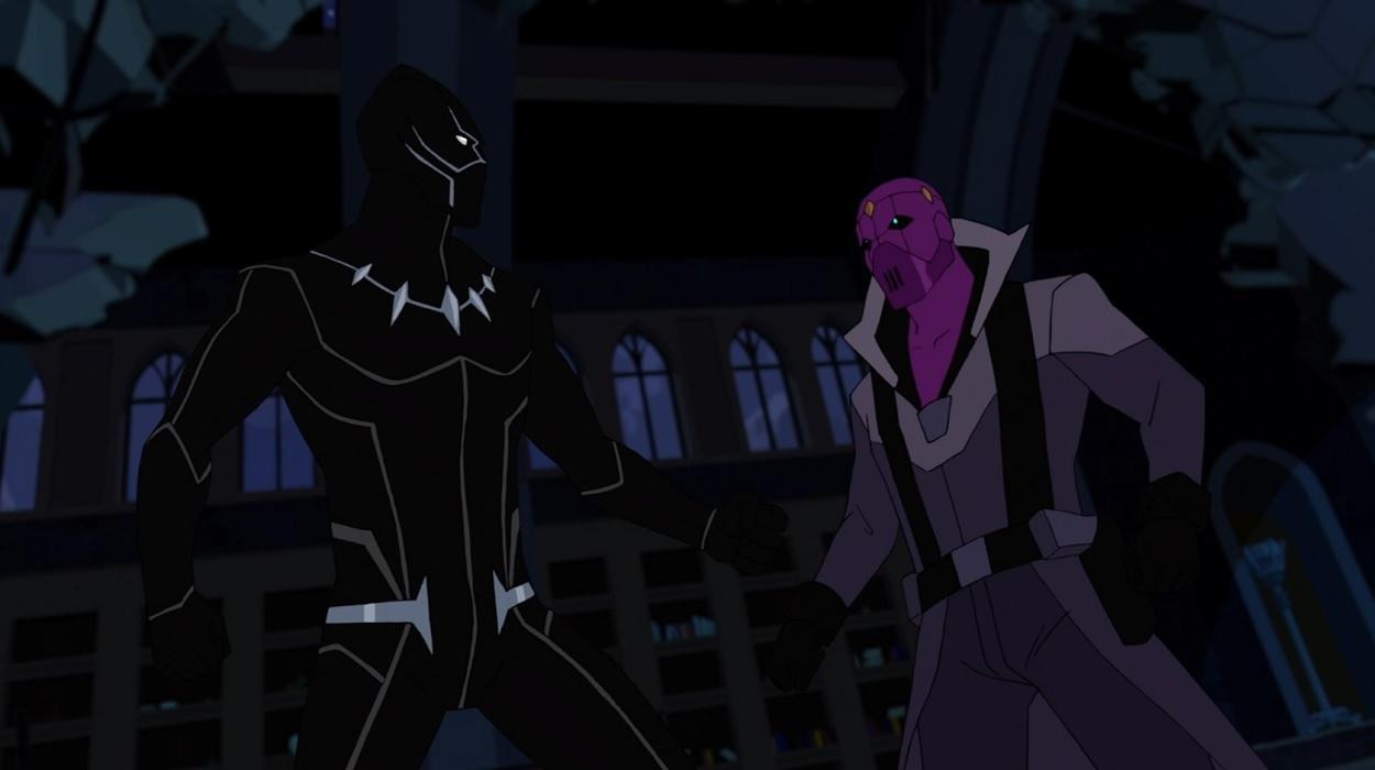 Marvel's Avengers Assemble Season 5 5