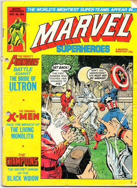 Marvel Super-Heroes (UK) Vol 1 364