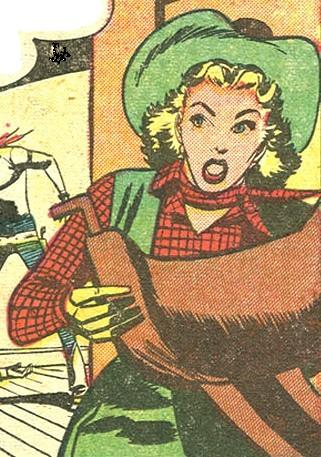 Mary Dodge (Earth-616)