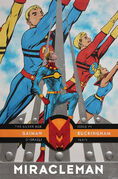 Miracleman by Gaiman & Buckingham The Silver Age Vol 1 1