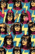 Ms. Marvel Vol 4 5 Textless