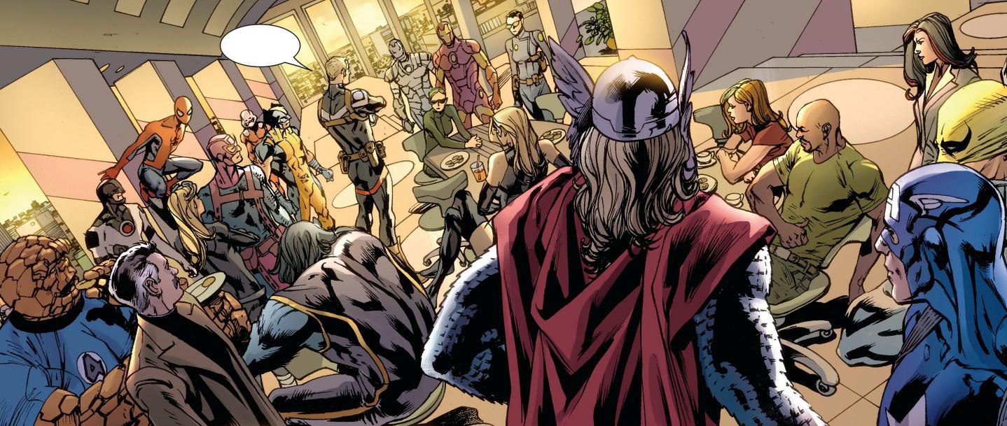 New Avengers (Earth-61112)