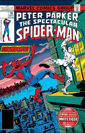 Peter Parker, The Spectacular Spider-Man Vol 1 10.jpg