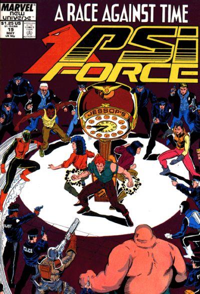 Psi-Force Vol 1 19