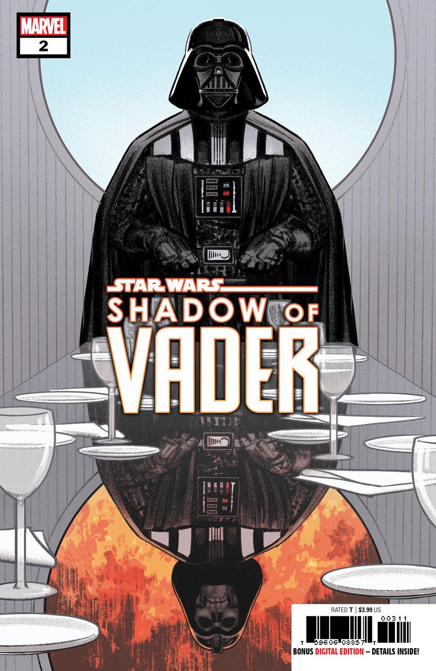 Shadow of Vader Vol 1 2