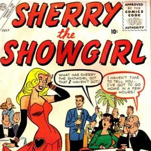 Sherry the Showgirl Vol 1 1.jpg