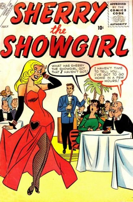 Sherry the Showgirl Vol 1