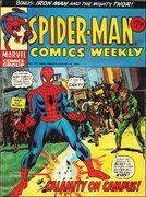 Spider-Man Comics Weekly Vol 1 78