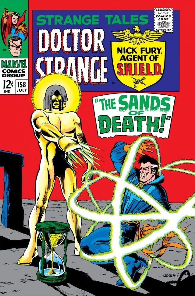Strange Tales Vol 1 158