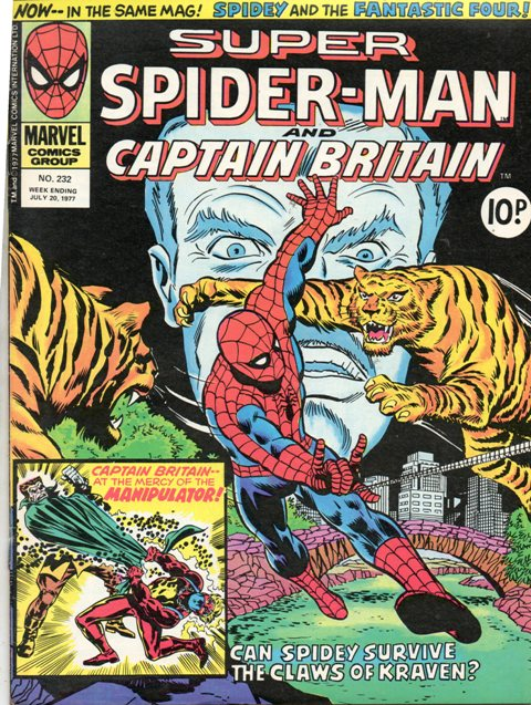 Super Spider-Man & Captain Britain Vol 1 232