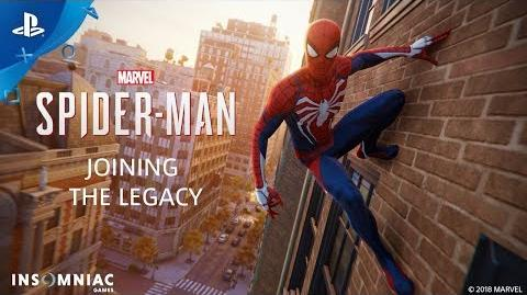 The Legacy of Spider-Man - Inside Marvel's Spider-Man PS4