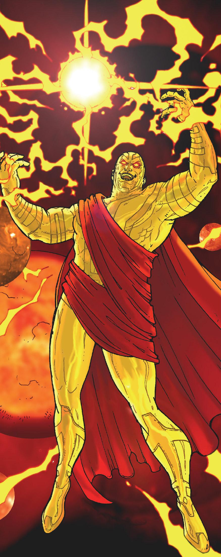 Thomas Gideon (Earth-616)