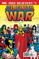 True Believers Infinity War Vol 1 1