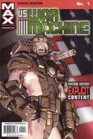 U.S. War Machine Vol 1 1