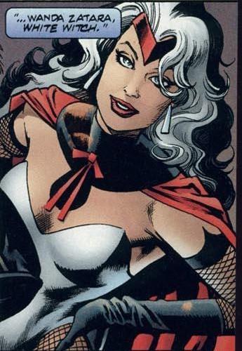 Wanda Zatara (Earth-9602)