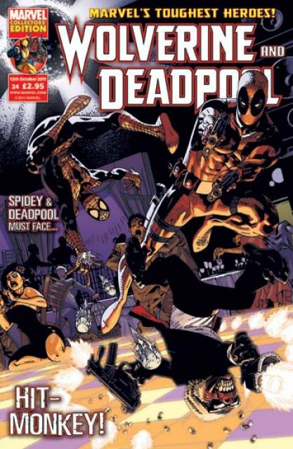 Wolverine and Deadpool Vol 2 24