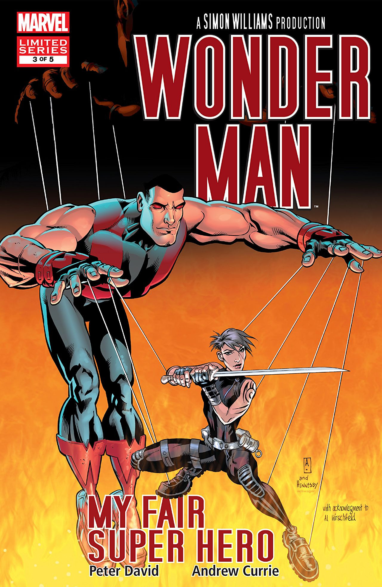 Wonder Man Vol 3 3