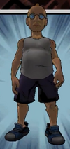 Alexander O'Hirn (Earth-TRN005) from Ultimate Spider-Man (video game) 002.png