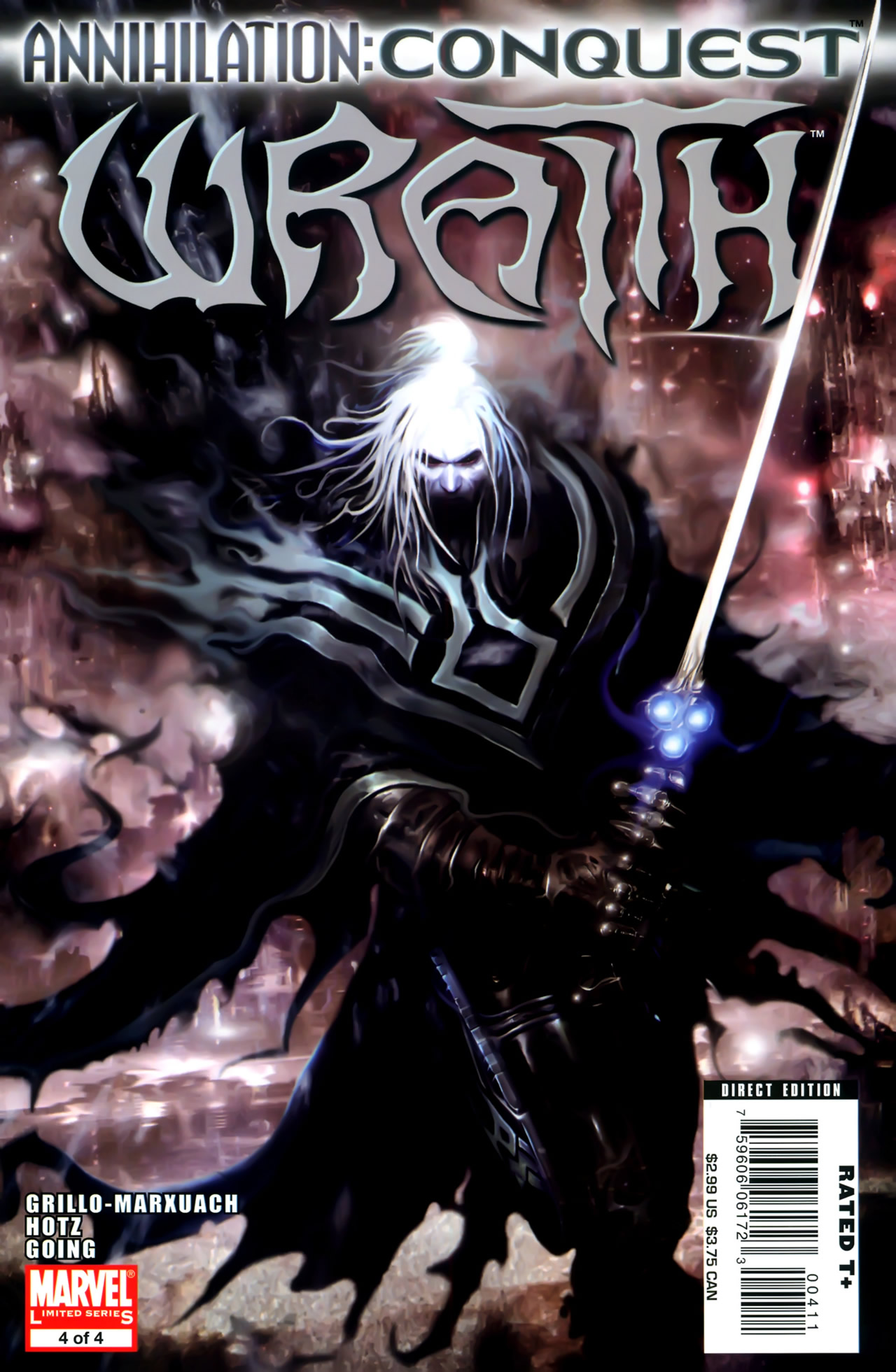 Annihilation: Conquest - Wraith Vol 1 4