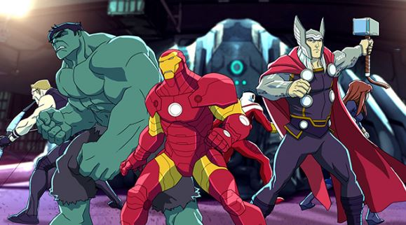 Marvel's Avengers Assemble Season 1 1