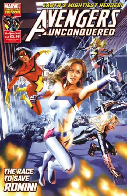 Avengers Unconquered Vol 1 32