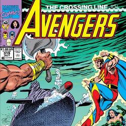 Avengers Vol 1 319