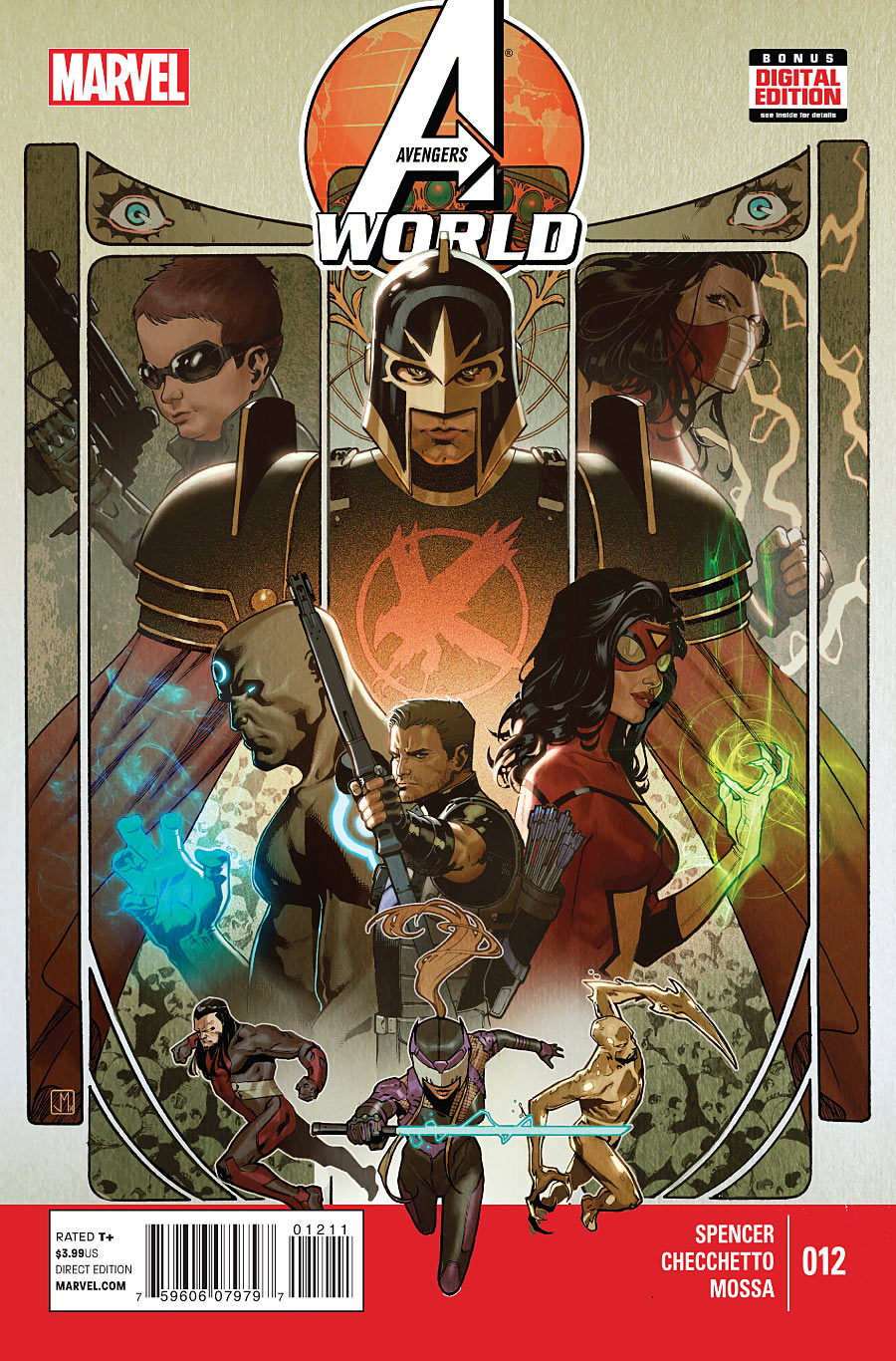 Avengers World Vol 1 12