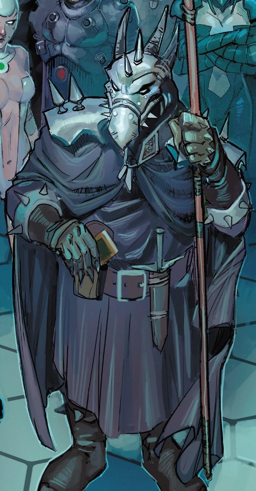 Black Cloak II (Earth-616)